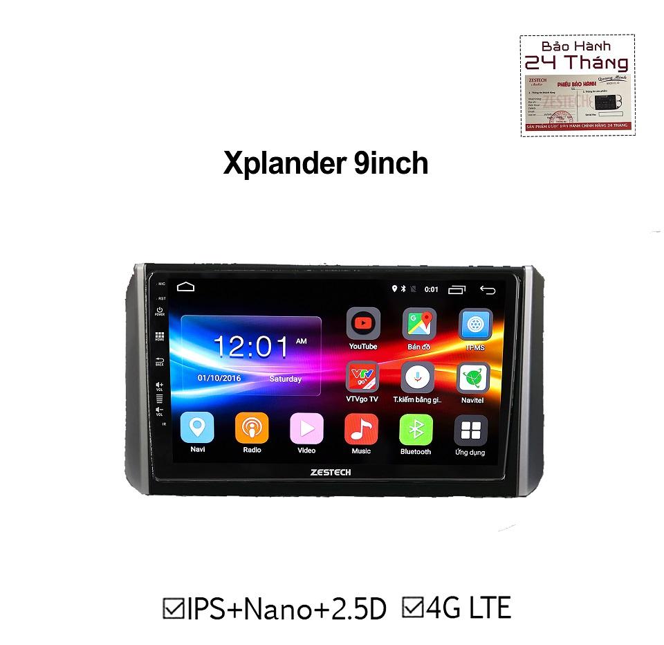Màn Hình DVD Android Zestech xe Xpander