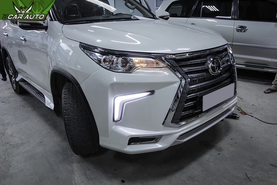 body kit toyota fortuner