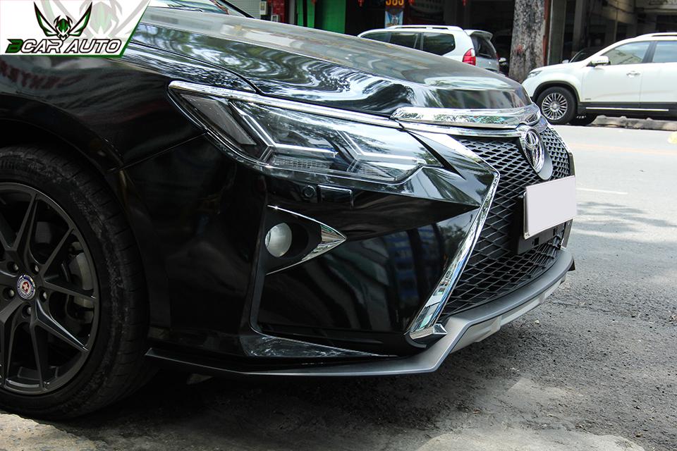 Độ Camry thành Lexus