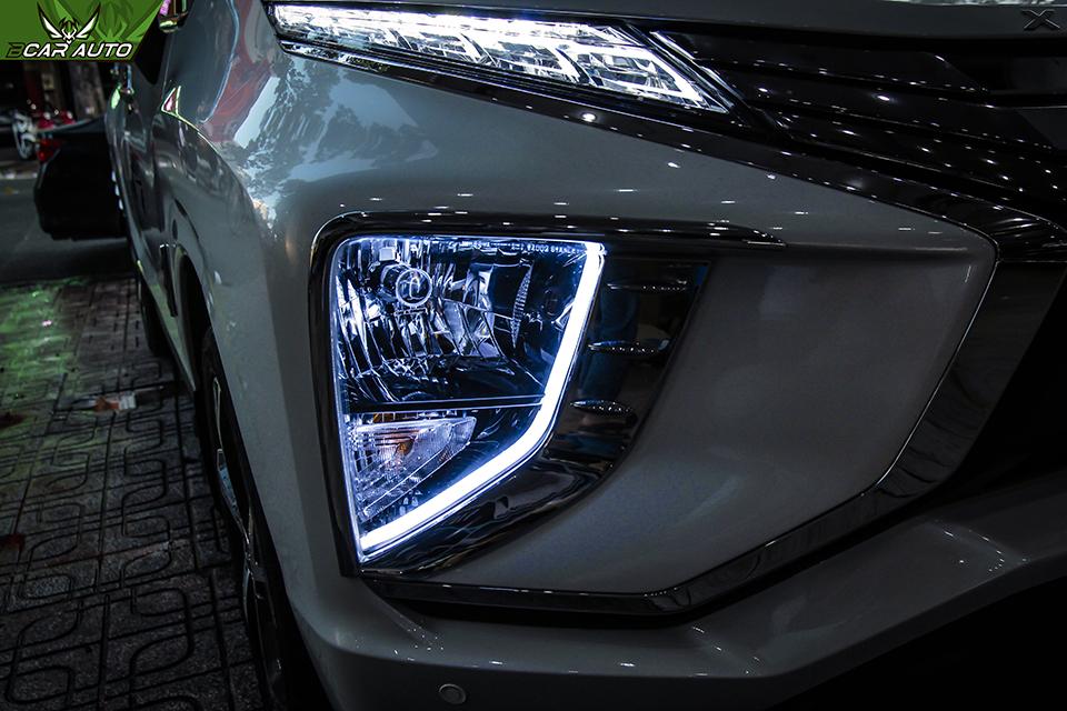 Độ đèn xe Xpander