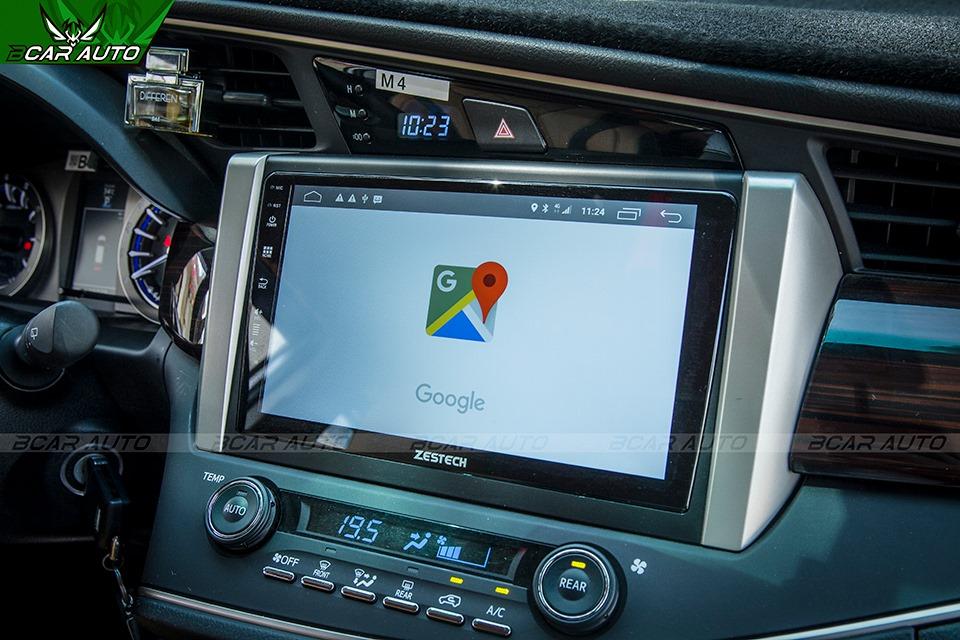 Màn Hình Android Zestech Z500