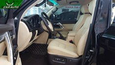 Bọc ghế da xe Land Cruiser