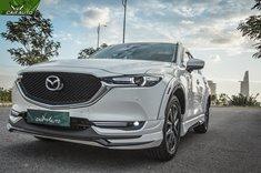Dán Phim Chống Nóng 3m Xe Mazda Năm 2020