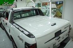 Nắp thùng xe bán tải Ford Ranger