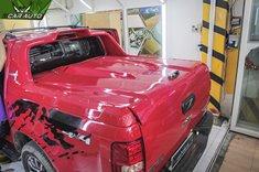 Nắp thùng xe bán tải Chevrolet Colorado