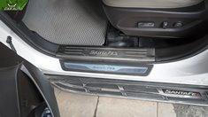 Nẹp bước chân xe Hyundai Santafe