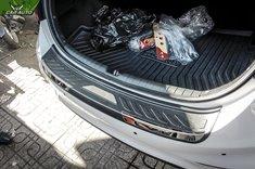 Nẹp chống trầy cốp sau xe Hyundai Accent