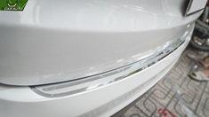 Ốp chống trầy cốp sau xe Hyundai Santafe
