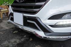 Ốp cản xe Hyundai Tucson