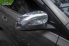 Ốp gương kính chiếu hậu xe Vios