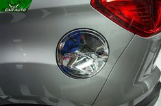 Ốp nắp bình xăng xe Ford EcoSport