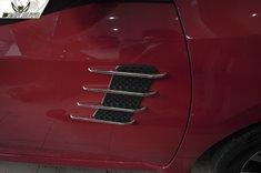 Ốp trang trí mang cá xe Honda Civic