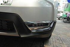 Ốp viền đèn sương mù xe Honda CRV