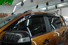Viền che mưa xe Ford Ranger