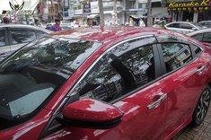 Viền che mưa xe Honda Civic